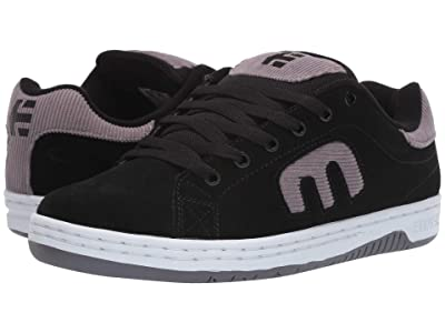 etnies Calli-Cut (Black/Grey) Men