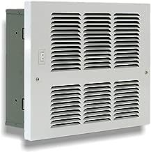King H612 6/8-AS/FS-GW 120-Volt 7600BTU Hydronic Heater, 8 Fins Per Inch