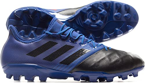 Adidas Kakari Light AG - Crampons de Rugby - Royal Collégial Noir Orange