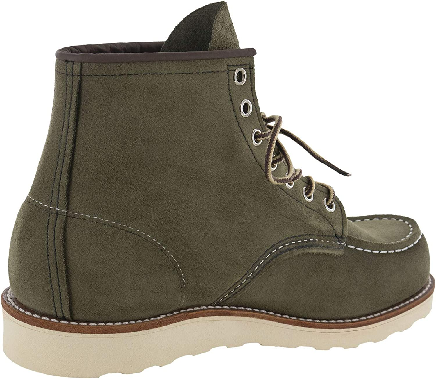 Red Wing Heritage Mens Classic Moc 6 Boot