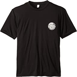 Rip Curl Kids - Search Surflite UV Tee (Big Kids)