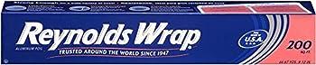 Reynolds Wrap Aluminum Foil, 200 Sq Ft.