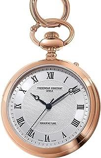 Frederique Constant Manufacture Hand Wind Movement Silver Dial Men's Watch FC-700MC6PW4