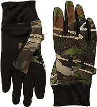 Under Armor Boys' Scent Control Armour Fleece 2.0 Gloves