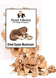 FOOD LIBRARY THE MAGIC OF NATURE Dried Oyster Mushroom (200 g)