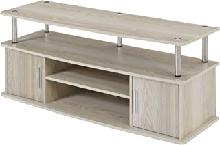 Convenience Concepts Designs2Go Monterey TV Stand, Ice White