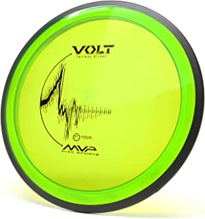 MVP Disc Sports Proton Volt Disc Golf Driver (Colors May Vary)