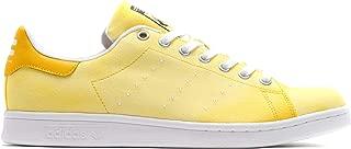 Men's Pharrell Williams PW HU Holi Stan Smith Collaboration Sneakers Yellow AC7042 US 9