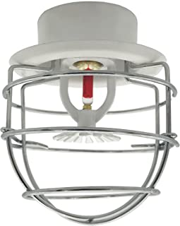 (6 Pack) Fire Sprinkler Head Guard for 1/2