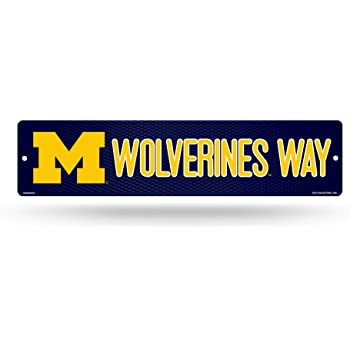 Sign Wolverine Country