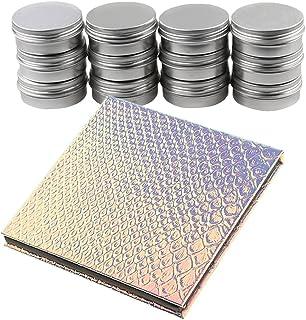 Sharplace 10 Unidades Paleta de Colores Taza de Mezcla de Color de Gama Modela de Bandeja Cuenco