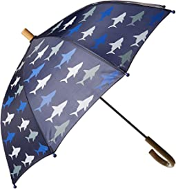 Shark Frenzy Colour Changing Umbrella