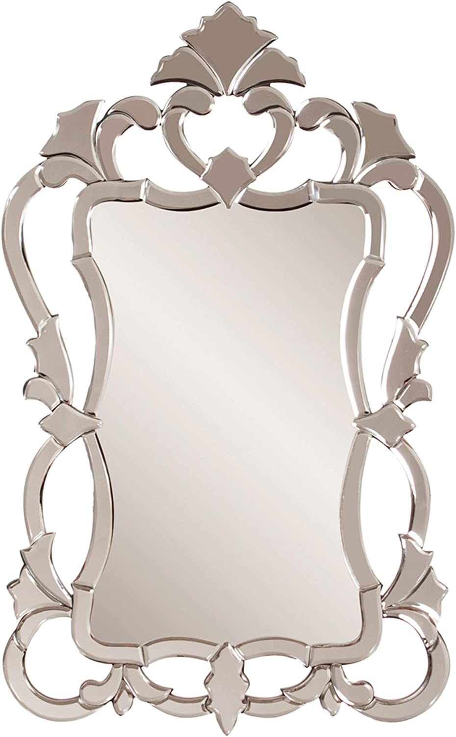 Howard Elliott Contessa Rectangular Wall Hanging Mirrore Mirror Outlet ☆ Free Animer and price revision Shipping