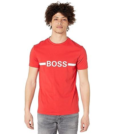 BOSS Hugo Boss Slim Fit T-Shirt with UV Protection