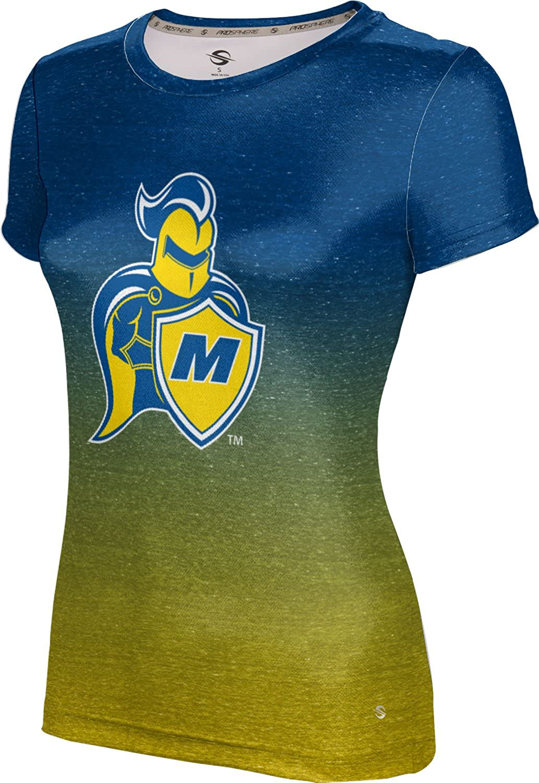 ProSphere Madonna University Girls' Performance T-Shirt (Ombre)