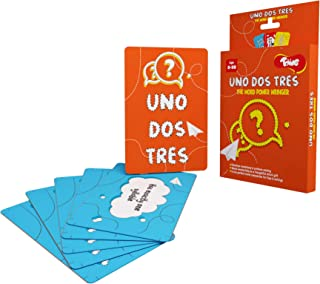 Toiing Uno Dos Tres - Quizzing Card Game for Kids & Families | Develops Vocabulary & General Knowledge | Age 8+ Years | Tr...