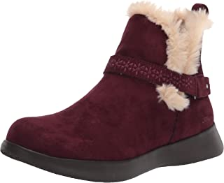 JBU by Jambu womens Boot, Fashion Ankle Boot, Burgundy, 6.5 US