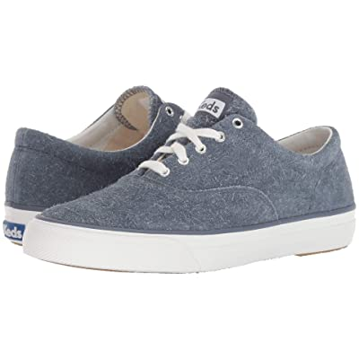 Keds Anchor Hairy Suede (Blue) Women