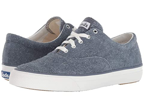 BluePetal Anchor Suede Pink Hairy Keds zUxqPW8w