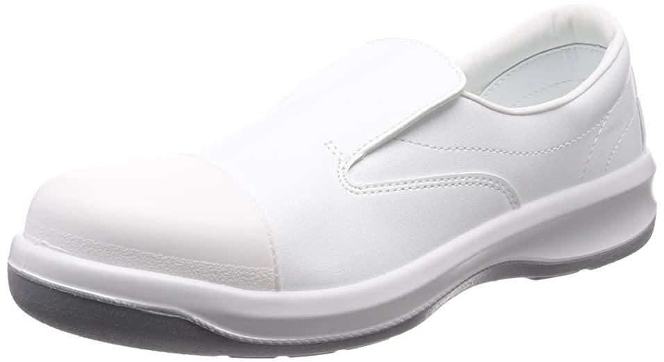 推定する成熟したシャーロットブロンテ[ミドリ安全] 静電安全靴 クリーンルーム向け トゥキャップ付き スリッポン 短靴 GCR1200 フルCAP メンズ