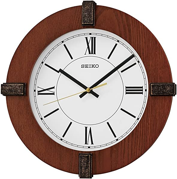 Seiko Wall Clock Model QXA666BLH