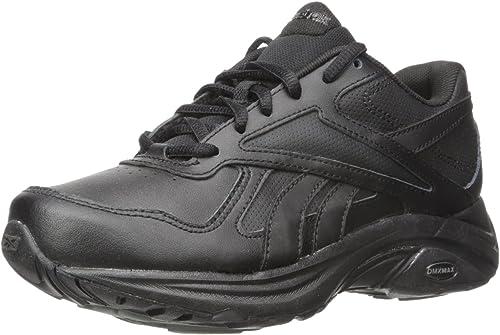 Reebok Wohommes Ultra V Dmx Max en marchant chaussures, noir Flat gris, 6.5 M US