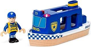 brio police boat