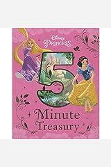 Disney Princess 5-Minute Treasury Hardcover