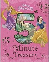 Disney Princess 5-Minute Treasury (Disney Bedtime 5 Minute)