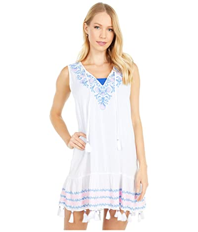 Lilly Pulitzer Totti Cover-Up (Resort White) Women
