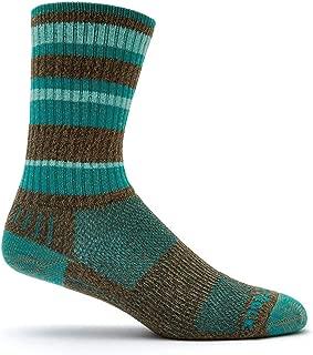 WrightSock Men's Adventure Crew Sock