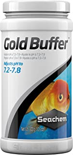 Seachem Gold Buffer 300g | Maintains The Ideal pH for Goldfish | Happy Fins