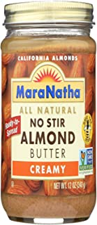 MaraNatha, No Stir Almond Butter, Creamy, 12 oz (340 g) by MaraNatha Foods