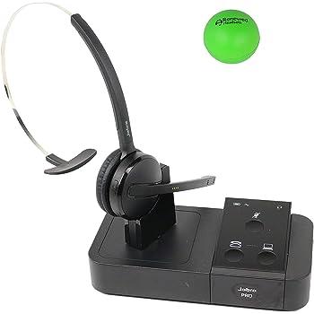 Amazon Com Jabra Pro 9400 Replacement Headset Computers Accessories