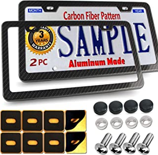 Best dodge license plate frame Reviews