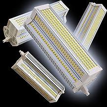 4-pack 60W dimbare R7S 189mm LED-lamp R7S J189 lineaire reflector lamp equivalent 1000W led halogeen lamp slanke LED-spotl...