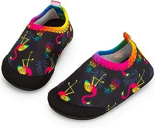 Yorgou Chaussures Aquatiques Enfants Chaussures d'eau Bébé Séchage Rapide Chaussures Aqua pour Piscine Plage Garçons Filles