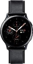 Samsung Galaxy Watch Active2 Stainless Steel, 44 mm, Bluetooth, Schwarz