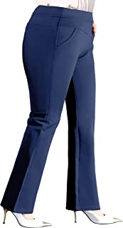 plus size trousers ladies