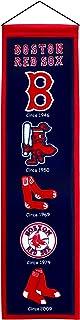MLB Boston Red Sox Heritage Banner