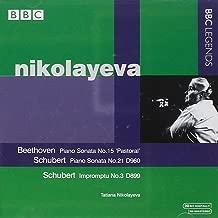 Beethoven: Piano Sonata No. 15- Pastoral, Op. 28 / Schubert: Piano Sonata No. 21, D.960 / Impromptu, D. 899