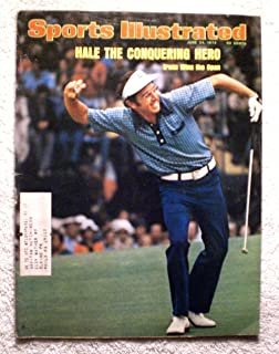 Hale Irwin - Hale the Conquering Hero - 1974 U.S. Open Golf Champion - Sports Illustrated - June 24, 1974 - Winged Foot Golf Club, Mamaroneck NY - SI