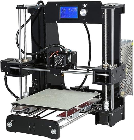 Anet A8 3D Printer, FDM DIY 3D Printer Kits, FDM 3D Printers 220x220x240mm, Self-Assembly DIY 3D Printer with 8GB TF Card, Card Reader, 10m Filament: Amazon.com: Industrial & Scientific