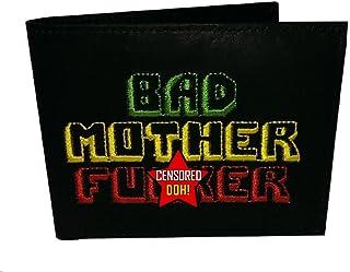 BMF 刺繍 本革 財布 ラスタバージョン 正規品 BMF