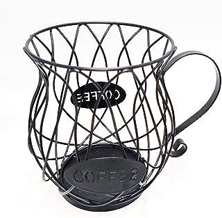 KEYDI Panier À Capsule Dolce Gusto De Café Panier De Rangement pour Capsule, Support pour Dosette Porte Dolce Gusto Organi...