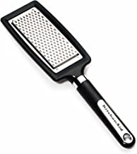 KitchenAid Flat Stainless Steel Grater, Black