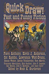 Quick Draw!: Fast and Funny Fiction Hardcover
