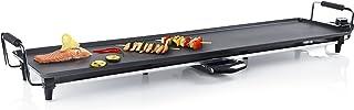 Plancha Tristar BP-2834 – Surface de cuisson: 100 x 22 cm – Revêtement antiadhésif