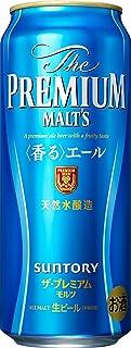 サントリー ザ・プレミアム・モルツ 香るエール L6缶 (500ml × 24本)×2箱