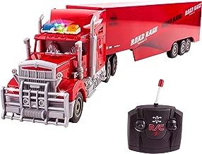 Vokodo RC Semi Truck And Trailer 23